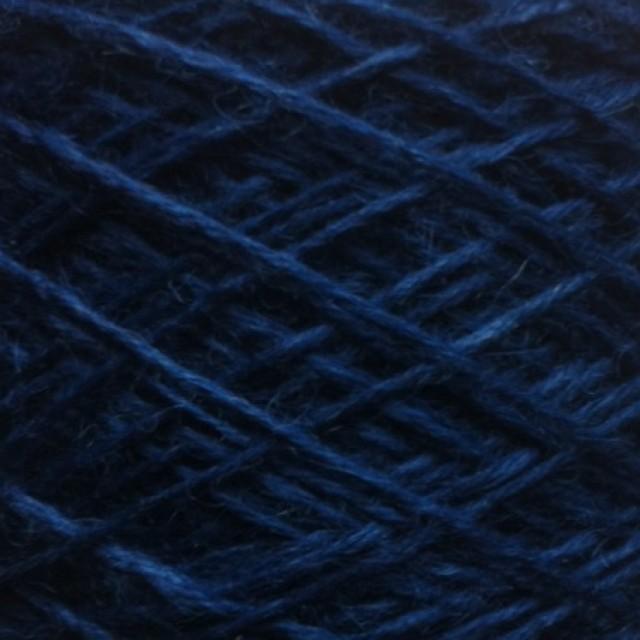 Alpaca Yarn - 4ply in Navy Blue