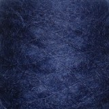 Kid Mohair in Navy